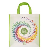 «Зеленая сумка «Делай мир красивым» (70217)»